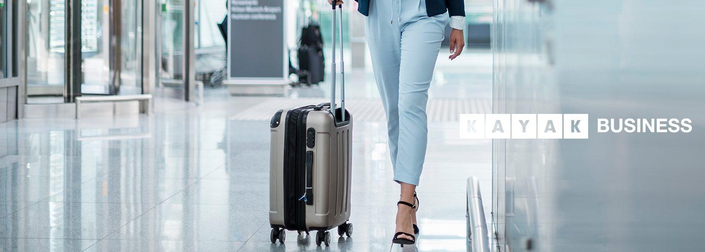 KAYAK for Business: Planea tus viajes de negocios gratis