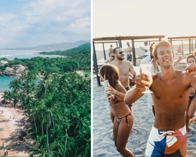 9 lugares para disfrutar las mejores fiestas en la playa