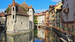Annecy hotels